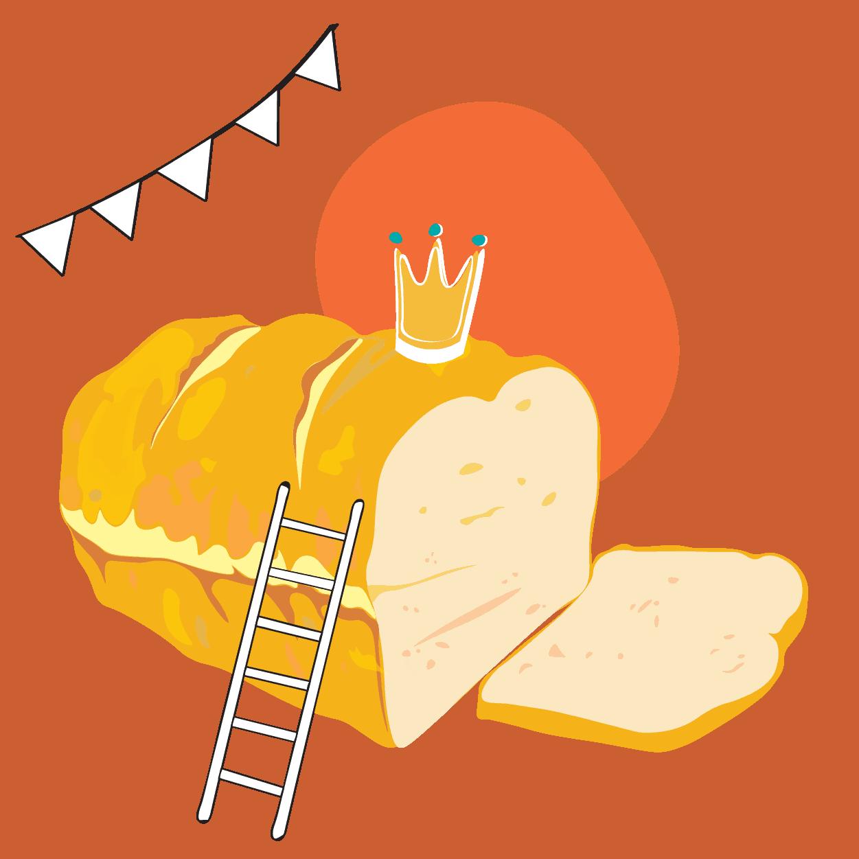 Το πιο γλυκό ψωμί